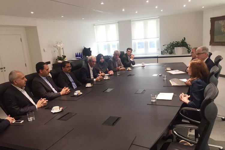 A Bélgica procura aumentar vínculos econômicos com o Irã