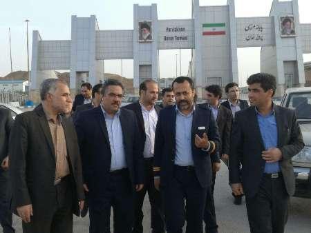 Exportações não-petrolíferas do Irã atingiram US $ 44 bilhões