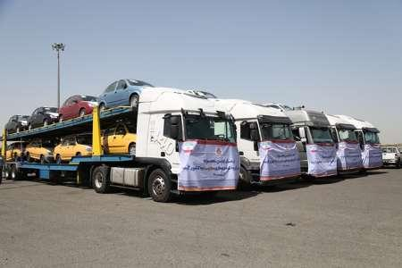 1st Iranian car shipment reaches Guinea-Conakry