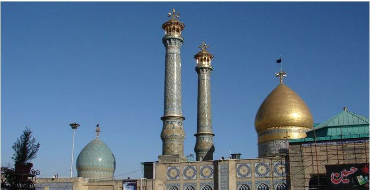 Irã seu destino atraente - 002 - cidade de Shahr-e Rayy
