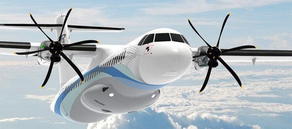 O Irã receberá 4 aviões ATR no final de abril