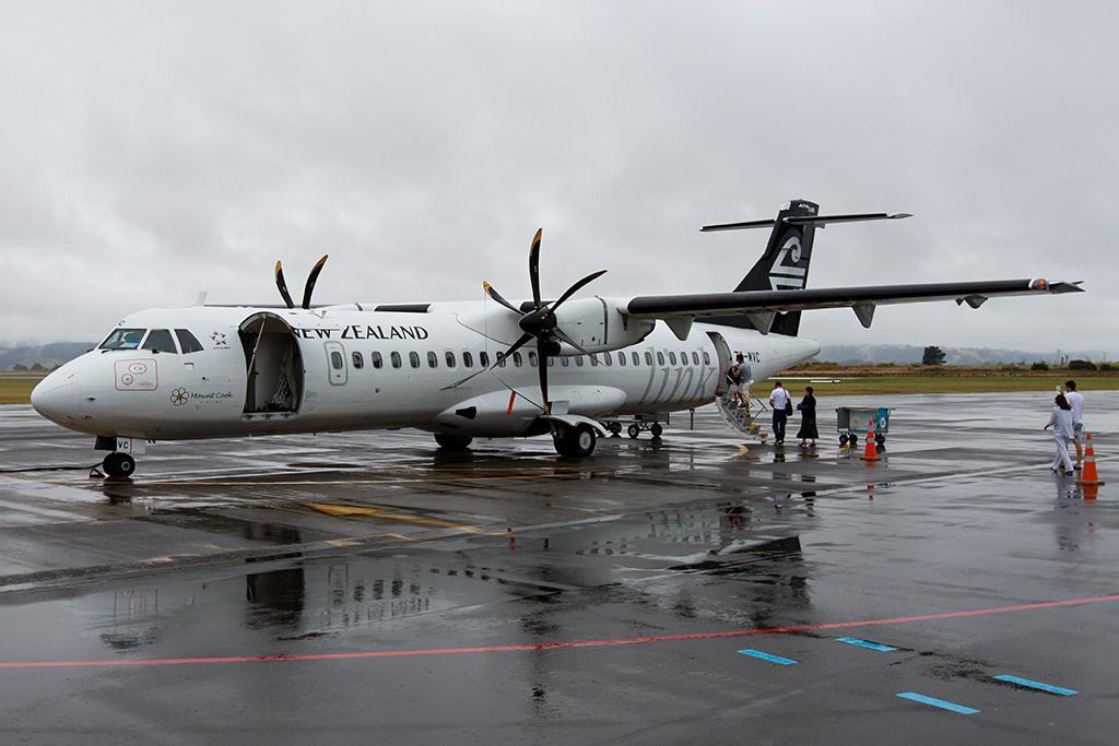 O Irã recebe 2 aviões de passageiros ATR72 na quinta-feira