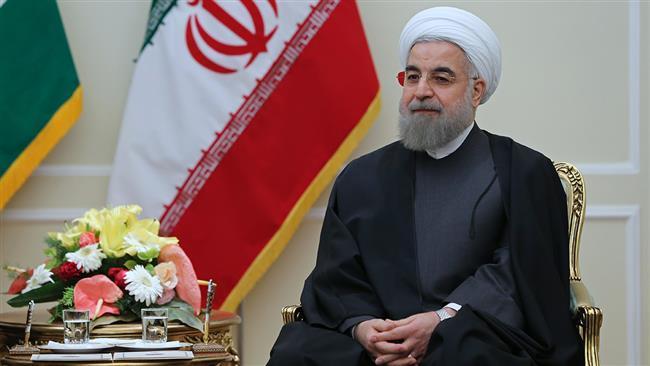 O presidente iraniano, Hassan Rohani diz que Irã abre novo capítulo nas relações com o mundo