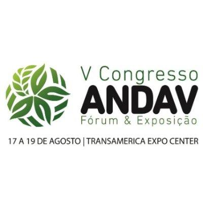 V Congress ANDAV - Forum & Exhibition-17-19 de Agosto de 2015,São Paulo,Brasil.
