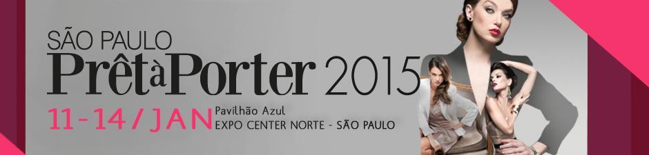 São Paulo Prèt-à-Porter 2015