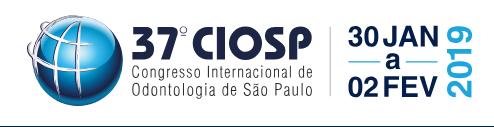 37th International Dental Congress of São Paulo and International Dental Fair of São Paulo