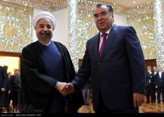 Irã, Tajiquistão assinar nove acordos de cooperação