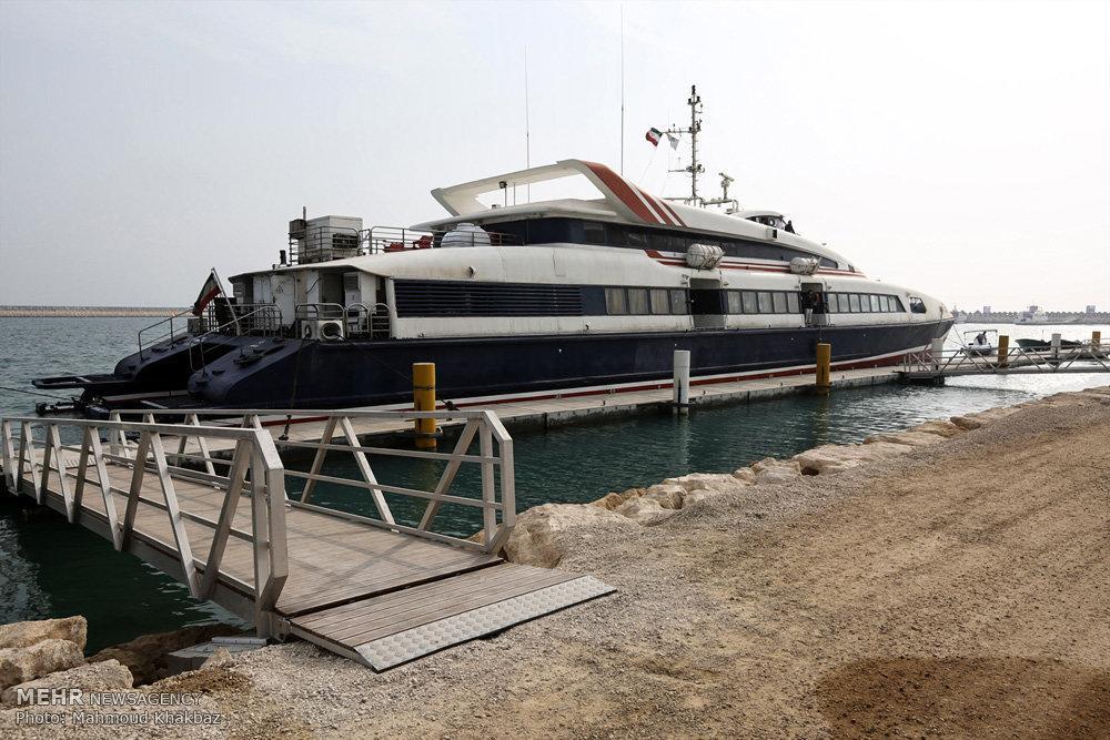 Projetos de US $ 200 milhões estão sendo inaugurados nas ilhas do Golfo Pérsico