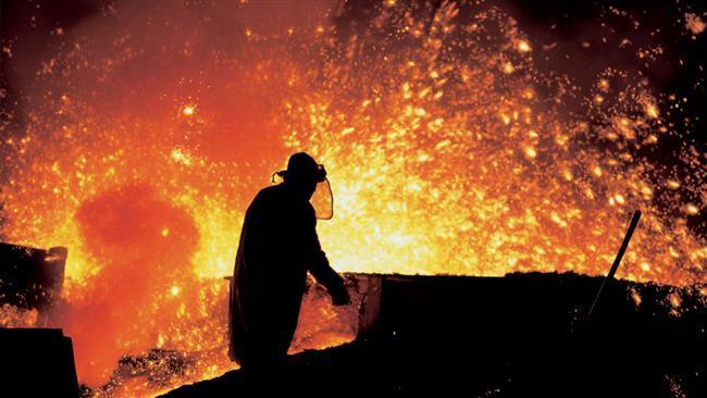 O Irã diz que quer S Coréia em projetos siderúrgicos