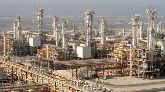 Irã para aumentar a produção de gás Pars Sul a 100 milhões de metros cúbicos em março