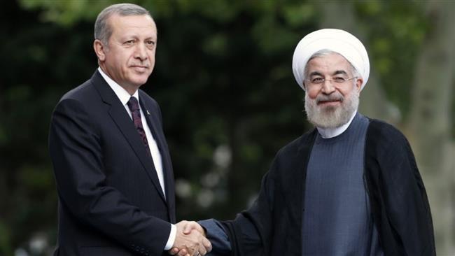Irã e Turquia estudando regime de livre comércio