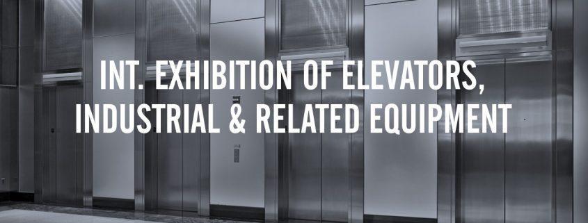 6ª Exposição Internacional de Elevadores, Equipamentos Industriais e Relacionados