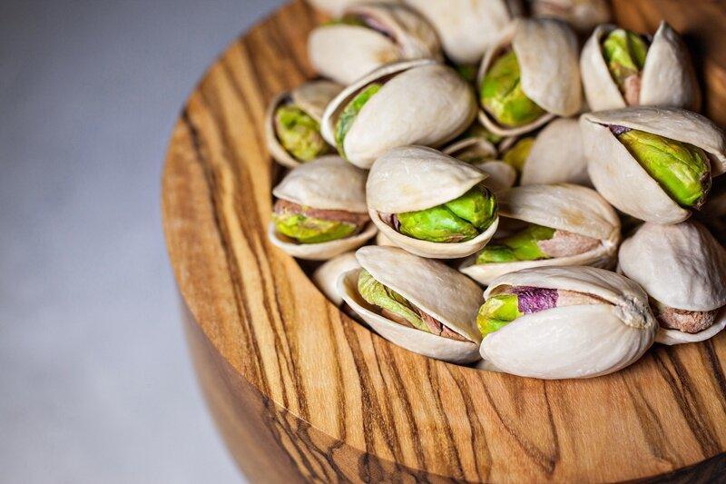 Exportações de pistache atingem 35.000 toneladas em 4 meses