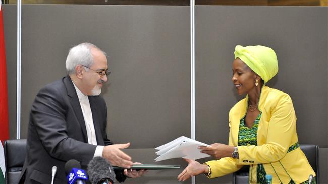 Irã de se envolver mais profundamente em África como Zarif começa turnê