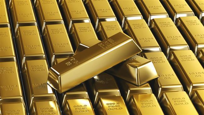 Produção anual de ouro do Irã para bater 7 toneladas.