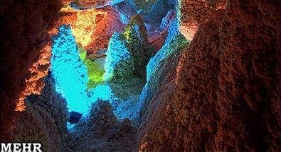 Go 7 mln years back visiting 'Nakhcheer Cave'