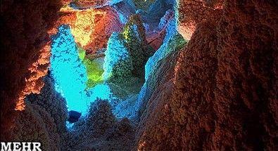 Volte no tempo visitando 'Nakhcheer Cave'