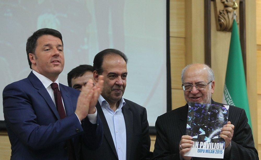 Itália reforça o comércio e a parceria económica com o Irã