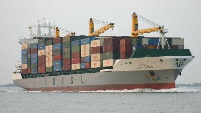 Volume de comércio exterior do Irã vê o crescimento de 22%