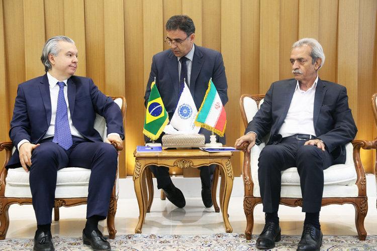 Câmara de Comércio Conjunta Irã-Brasil será aberta no início de julho