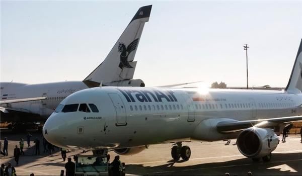 Boeing to Finance Iran's Purchase of 30 Passenger Planes