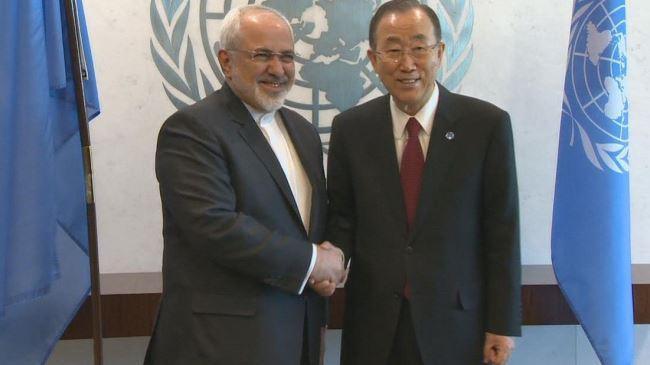 Irã desempenha papel construtivo no Oriente Médio, diz chefe da ONU