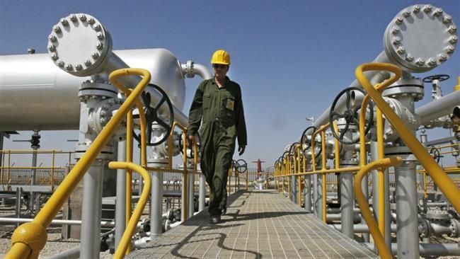 A produção de petróleo do Irã no nível mais alto em três anos.