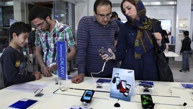 Empresas ocidentais na corrida para o Irã comércio