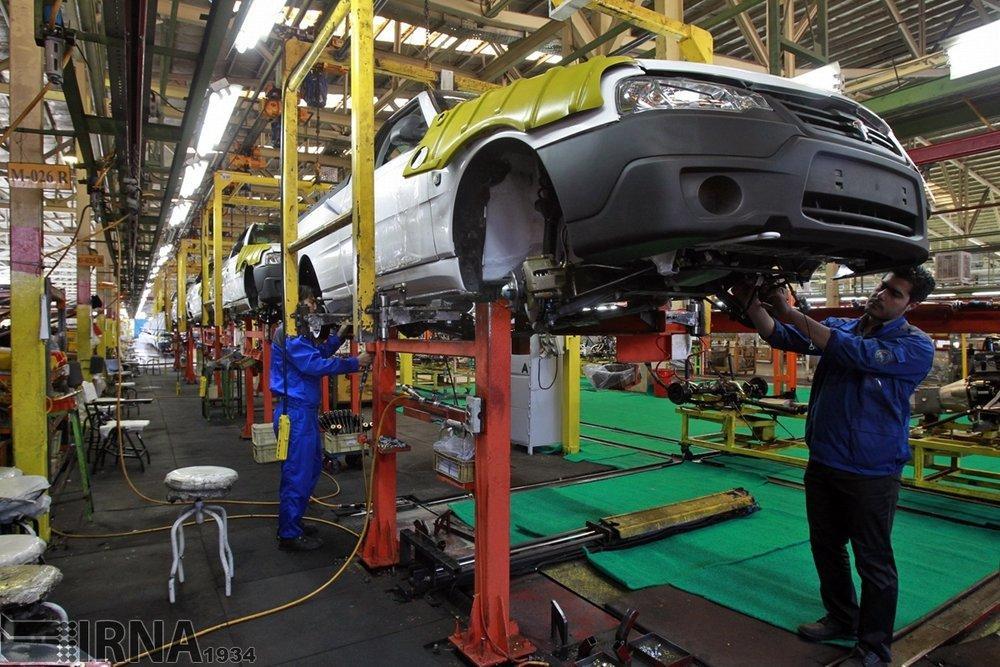 Produção mensal de carros sobe 24% no quarto mês (Tir) em relação ao mesmo período do ano anterior