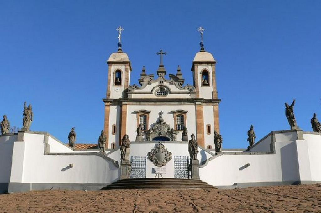 Tourism in Brazil - 21 - Congonhas - MG