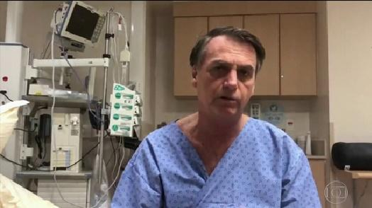 Bolsonaro undergoes surgery in SP to remove colostomy pouch and reattach bowel