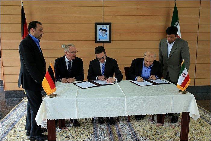 Wintershall e a Empresa Petrolífera Nacional Iraniana assinaram Memorando de Entendimento sobre o desenvolvimento nos campos petrolíferos