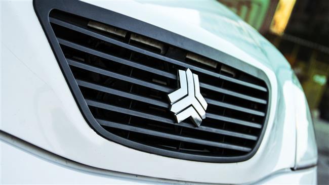 Vendas de carros do Irã até 32%
