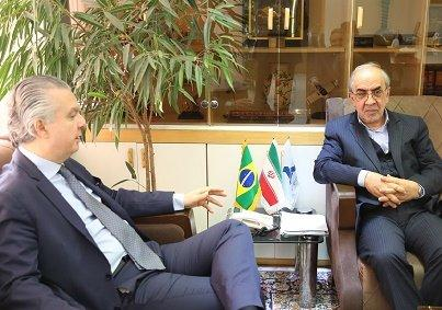 Brasil pronto para expandir a cooperação com o Irã no transporte rodoviário