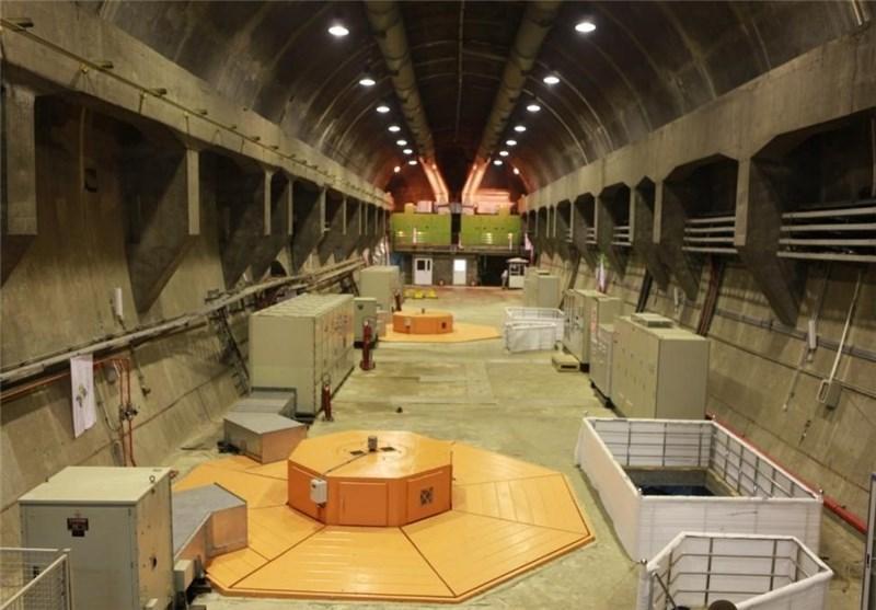 Irã inaugura usina hidrelétrica na província ocidental de Kermanshah