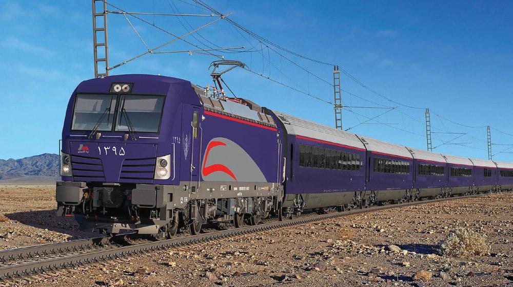 Irã e China assinam contrato para eletrificar a ferrovia de Tehran-Mashhad