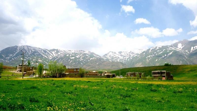 Venha conosco ao Irã - 46 - Província do Azerbaijão Ocidental – Urumieh