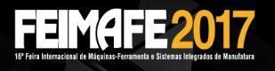 16ª Feira Internacional de Máquinas-Ferramenta e Sistemas Integrados de Manufatura