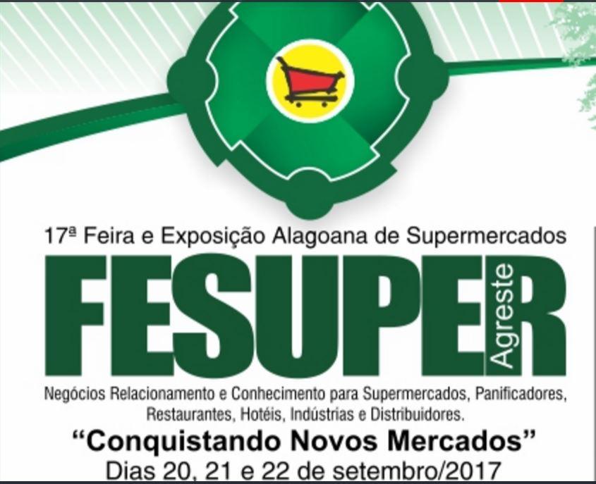 17ª Feira de Supermercados de Alagoas