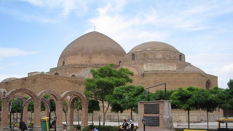 Venha conosco ao Irã - 35 - Província do Azerbaijão Oriental - cidade de Tabriz