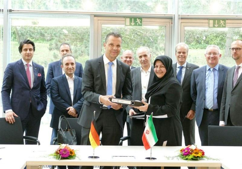 NPC do Irã assina acordo com Air Liquide da França para construção de fábrica de MTP