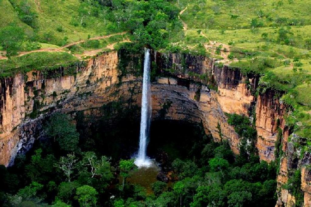 Tourism in Brazil - 24 - Chapada dos Guimarães - MT