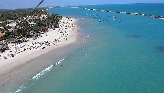 Tourism in Brazil - 22 - Praia do Francês - AL