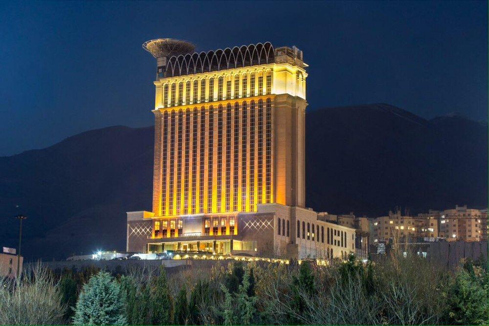 Mais hotéis de 4 e 5 estrelas para impulsionar a indústria hoteleira iraniana
