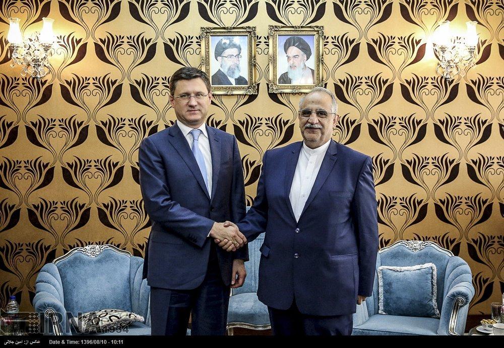Comércio entre o Irã e a Rússia aumenta 70% em um ano