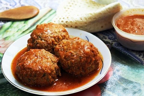 Recipe for Koofteh Berenji