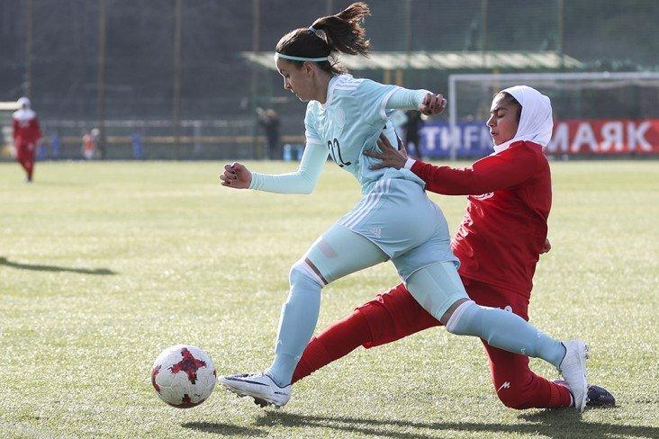 Iran to compete in Kuban Spring Women U-19 Tournament