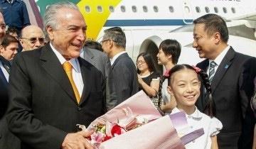 Temer diz que BRICS é econômica e politicamente mais forte