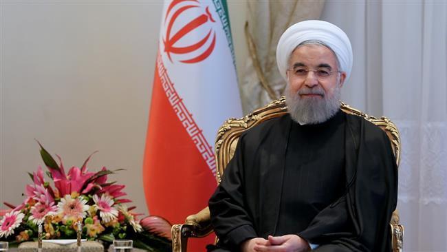 Rouhani do Irã felicita Moon Jae-in da Coréia do Sul pela vitória presidencial