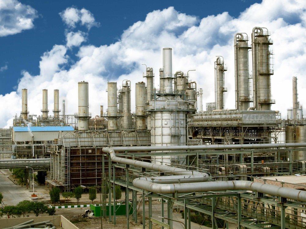 Aumento da capacidade nominal de produção petroquímica planejada
